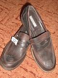 Туфлі жіночі шкіряні ZARA осінні доставка из г.Львов