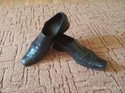 Туфлі чоловічі шкіряні весняні доставка из г.Львов