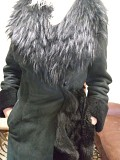 Стильная женская натуральная дубленка из Турции доставка із м.Запоріжжя