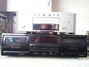Двухкассетную деку Pioneer CT-W706DR доставка із м.Дніпро