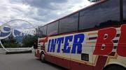 Купить билеты на автобус в Крым по маршруту Стаханов-Ялта «Интербус» Луганськ