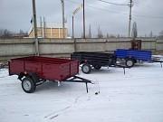 Купить с Кременчугского завода на прямую качественный прицеп,рассрочка Кремінна