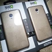 Чехлы для телефонов Gio Case Meizu M5 Note чехол безопасности беж доставка із м.Запоріжжя