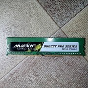 ОЗУ Avexir DDR4 3000 C17 8Gb*1 8Gb*1 DDR4-3000 CL17-19-19- доставка із м.Запоріжжя