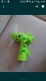 Мини вентилятор мультфильм Жирафы портативный ручной увлажнение доставка із м.Запоріжжя