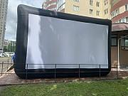 Надувной экран для уличного кинотеатра доставка із м.Київ