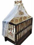 Акция! Постельное бельё для новорожденных 8 элементов. Новое Київ