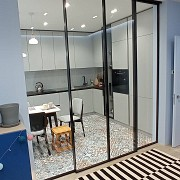 Лофт перегородки для дома и офиса. Уютно, стильно и современно. Київ