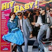 LP Various – Hey Baby! Die Super-Hits Der Wilden 50er Jahre доставка із м.Вінниця