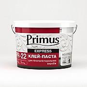 Клей для пенополистирольных изделий Primus-PR-22 4кг. доставка із м.Київ