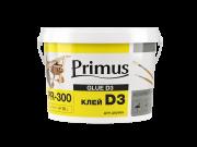 Клей для дерева D3 Primus-PR-300. 10кг доставка із м.Київ