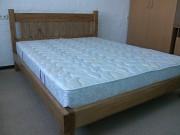 Ліжко, кровать, топчан з натуральної деревини доставка із м.Черкаси