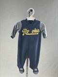 """Флісовий чоловічок на хлопчика Carter's """"Mommy's Rookie of the year"""" доставка із м.Горохів"""
