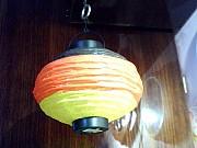 Мобильный Led фонарик d-20см из высококачественной рисовой бумаги Миколаїв