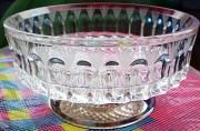 Кришталева ваза для цукерок доставка із м.Харків