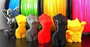 услуга 3d печать 3д друк на 3d принтере, 3D моделирование объемное изготовление деталей из пластика Полтава
