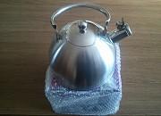Индукционный чайник 2.5 литра со свистком экологичный, на ПОДАРОК доставка із м.Кам'янське