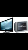 Ремонт в Полтаве телевизоров кинескопных,LED,LCD, микроволновых печей СВЧ и мультиварок. Полтава