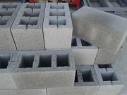 Блоки з відсіву. Шлако блок. Цементні блоки. Луцьк